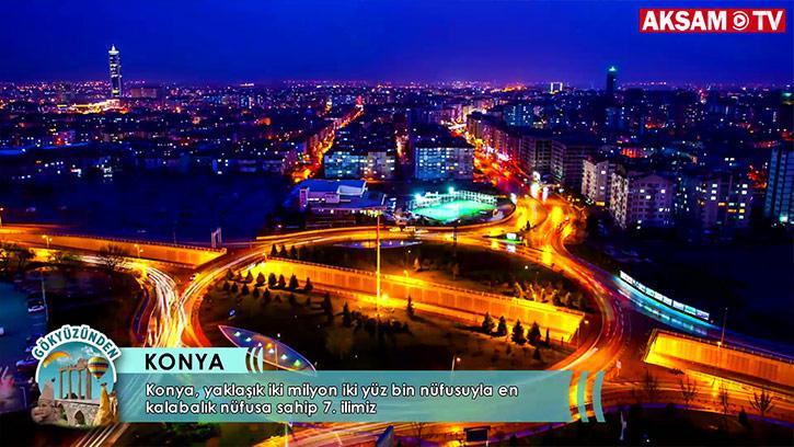 Türkiye'nin Tarımsal Üretim Merkezi: Konya