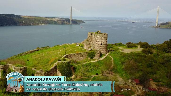 İstanbul'daki Tek Bizans Kalesi: Yoros Kalesi