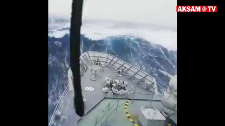 Bu Gemide Olmak İster Miydiniz?