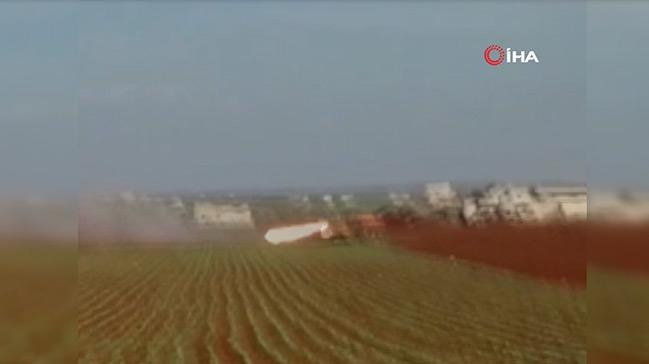 TSK, Esed rejimi hedeflerini böyle vurdu