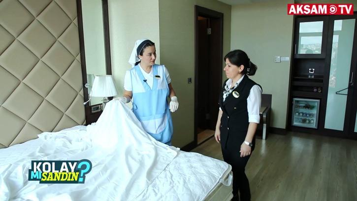 Housekeeping Olmak Kolay Mı Sandın?