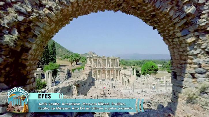 9 Bin Yıllık Kültür ve Tarih: Efes Antik Kenti