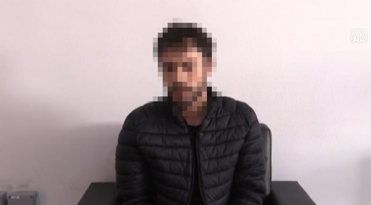 Teslim olan PKK'lı terörist anlattı: Bu videoyu izleyin...