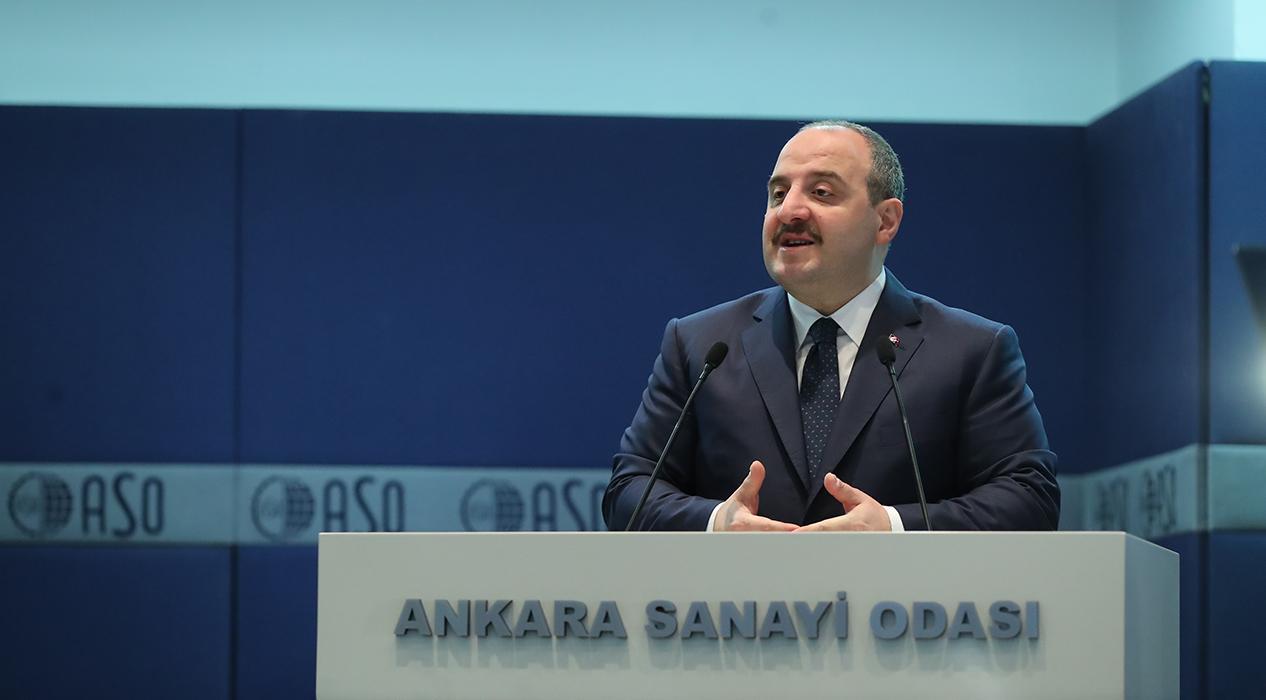 Bakan Varank'tan ASO Meclis Toplantısı'nda Önemli Açıklamalar