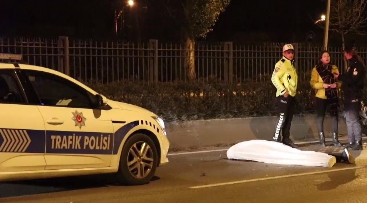 İzmir'de talihsiz kaza! Genç sürücü hayatını kaybetti