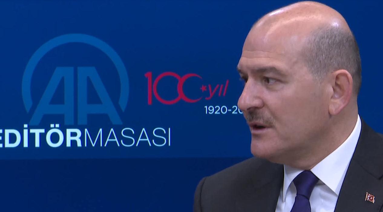 Bakan Soylu: 'Bu kadar hızlı hasar tespitinin yapıldığı herhangi bir ülke söz konusu değildir'