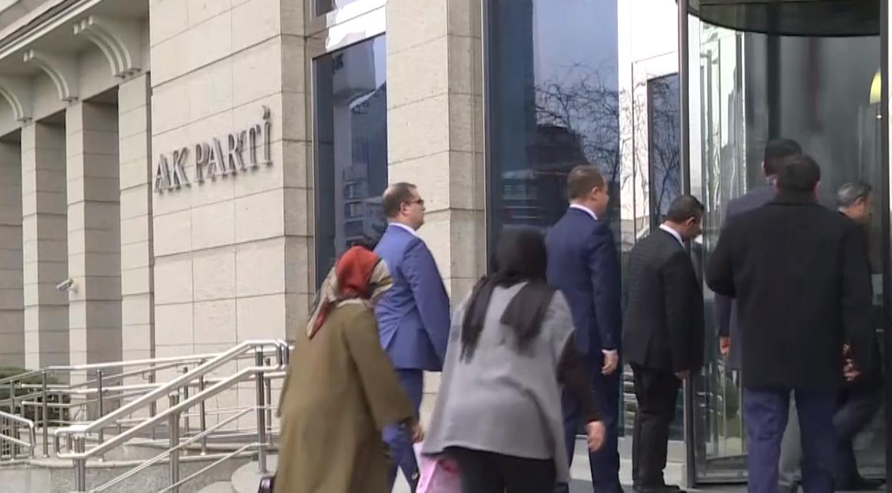 Başkan Erdoğan, partisinin milletvekilleriyle bir araya geliyor