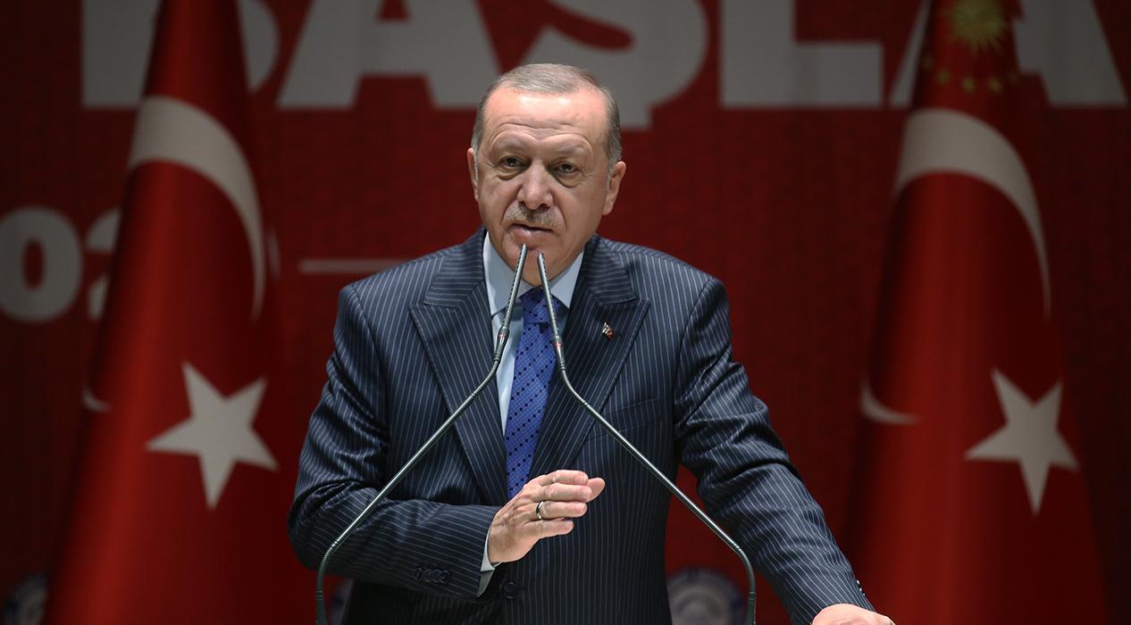 Başkan Erdoğan'dan Kılıçdaroğlu'na: Aç tavuk kendini buğday ambarında görürmüş