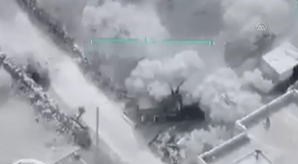 Esed rejimine büyük darbe! 1709 rejim askeri, 55 tank ve 3 helikopter imha edildi