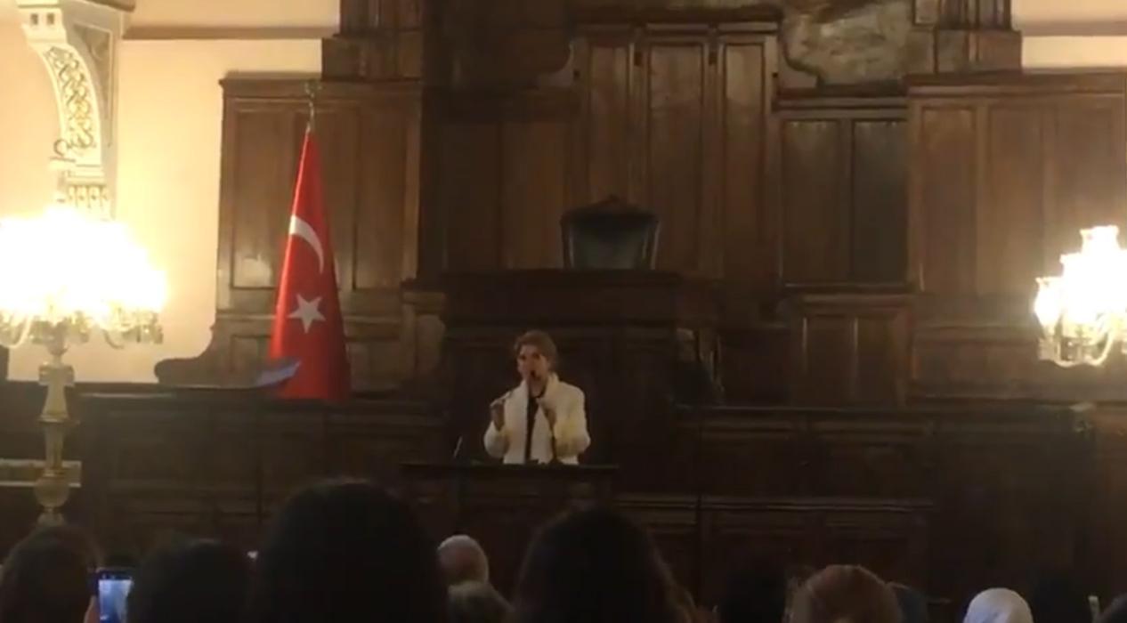 Milli Egemenliğin 100. Yılında Türk Kadını Özel Oturumu