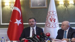 Türkiye'de ligler ertelendi mi?