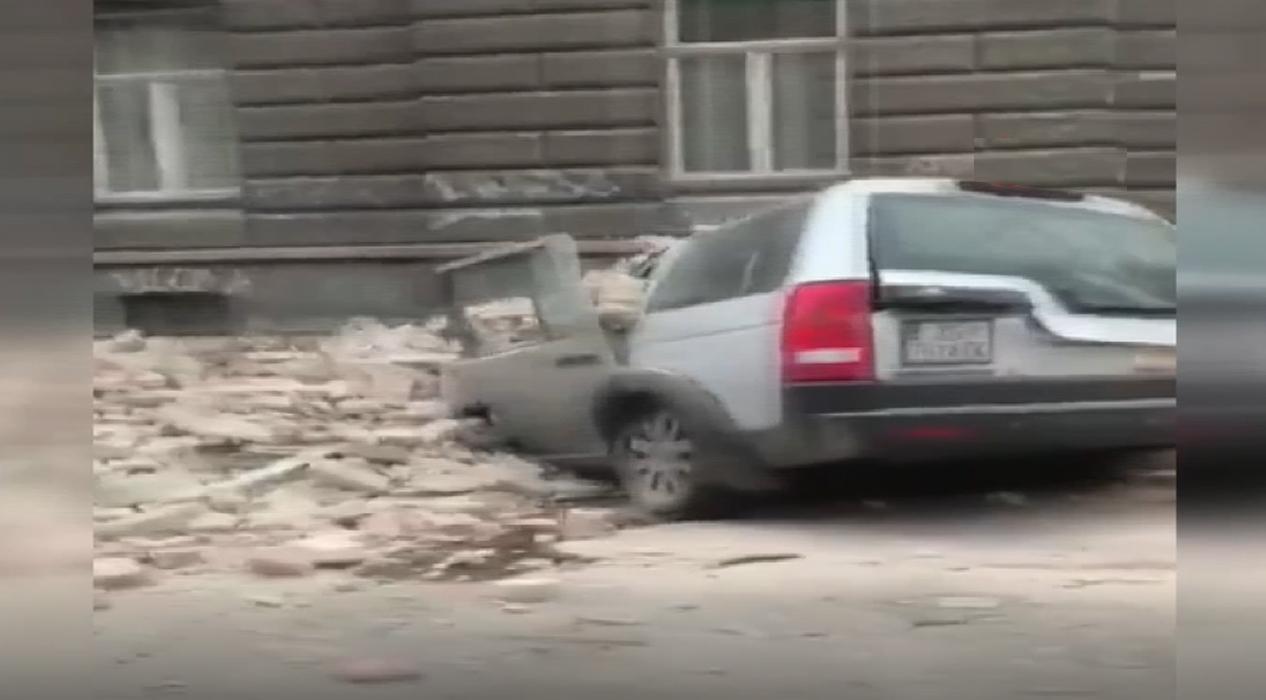 Hırvatistan'da 5.3 büyüklüğünde deprem!