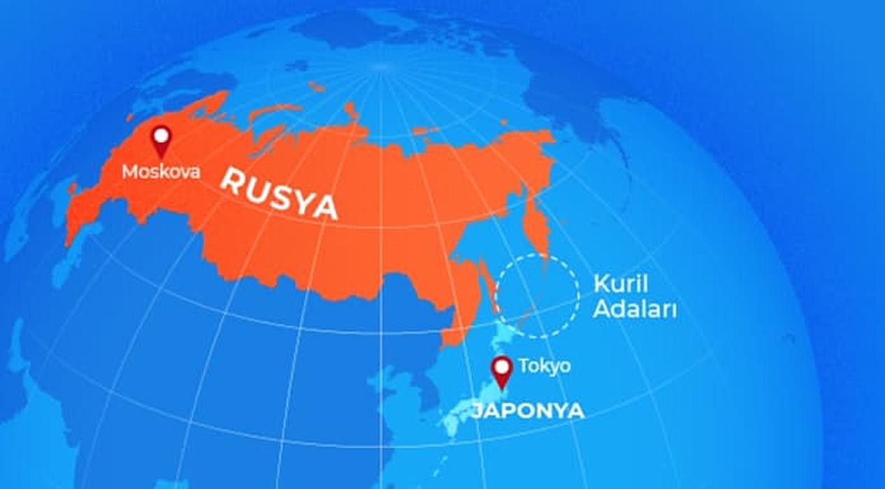 Rusya Kuril Adaları'nda şiddetli deprem!