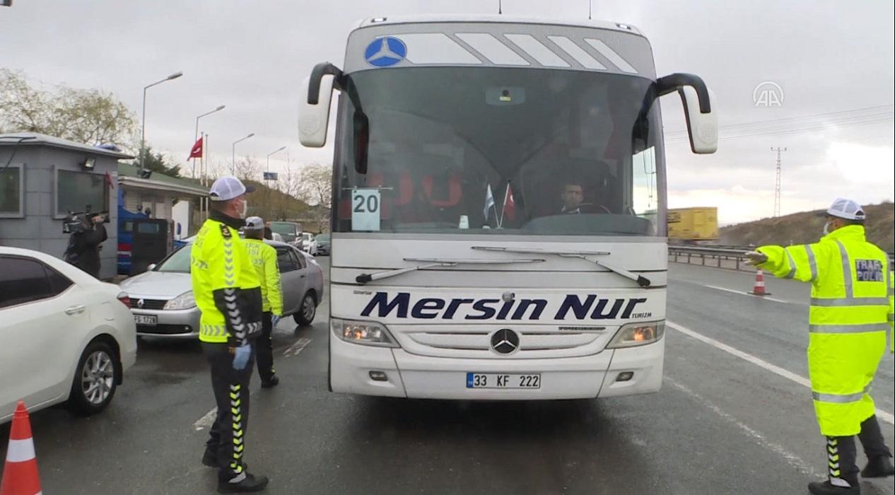 Şehirler arası otobüslere verilen süre doldu, denetimler sıklaştı!