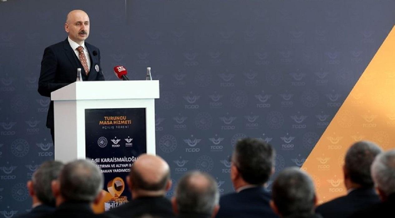Ulaştırma ve Altyapı Bakanlığı'na Karaismailoğlu atandı