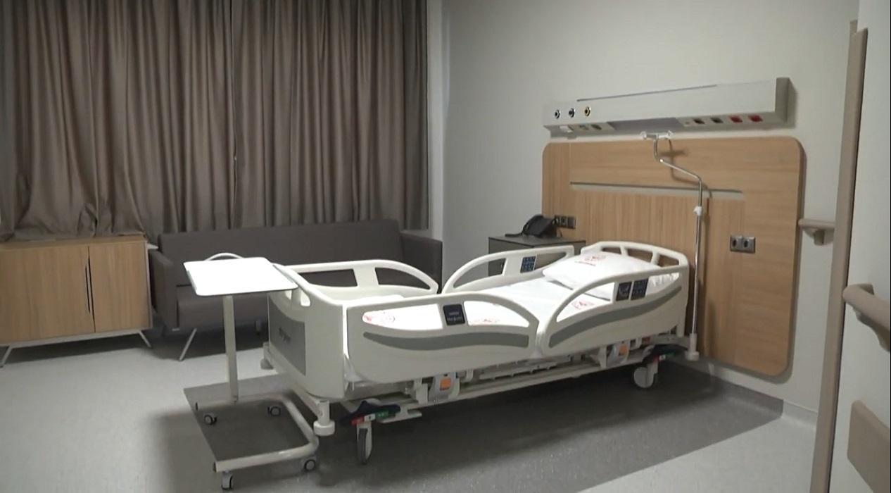 Şehir Hastaneleri koronavirüsün yayılma hızını düşürüyor