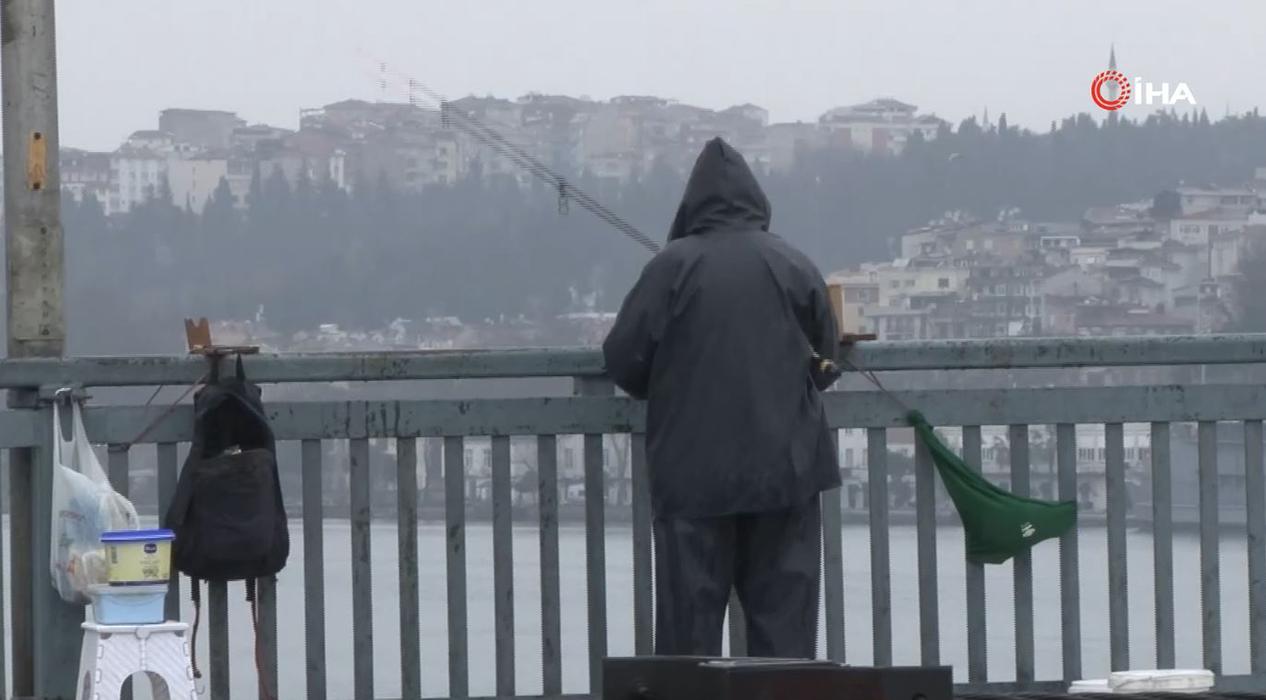 Son olta balıkçısı!