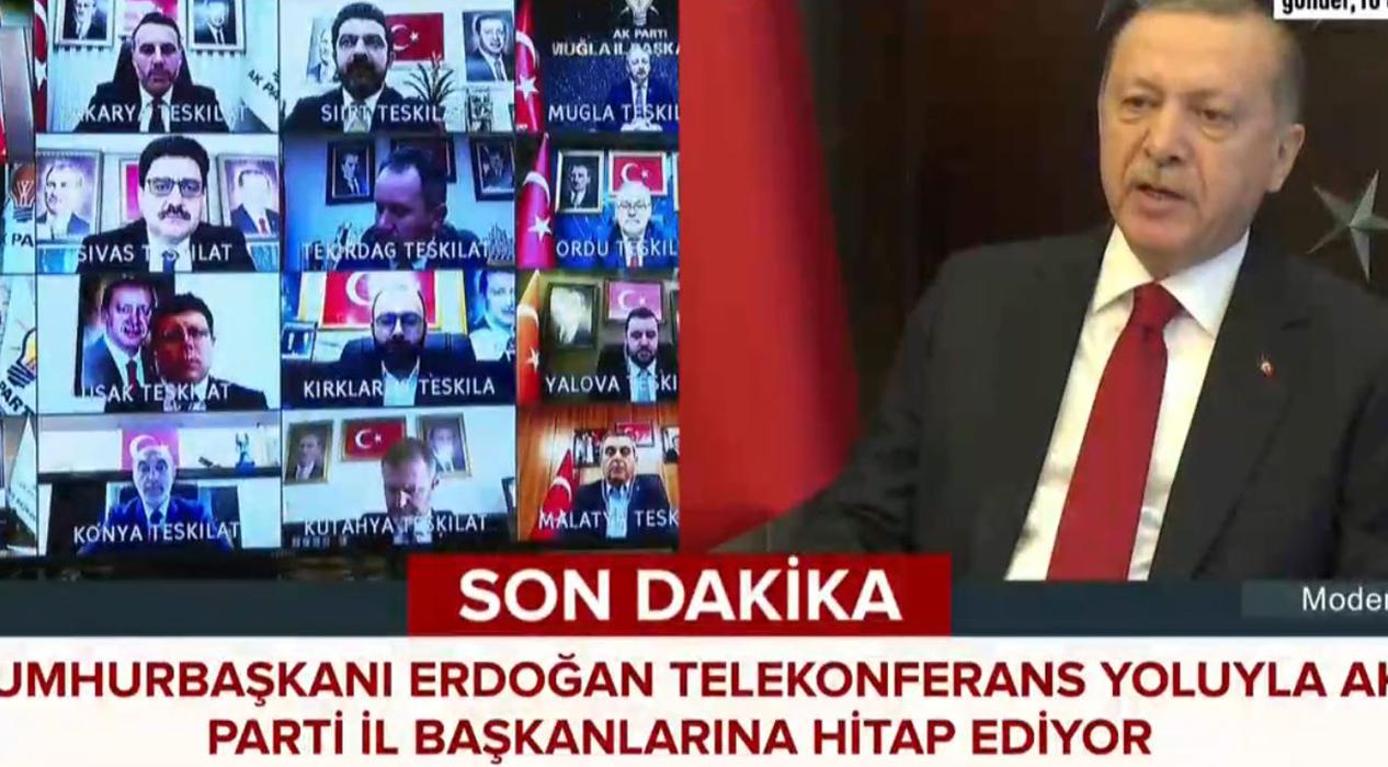 Başkan Erdoğan: Devlet içinde devlet olmanın anlamı yoktur!