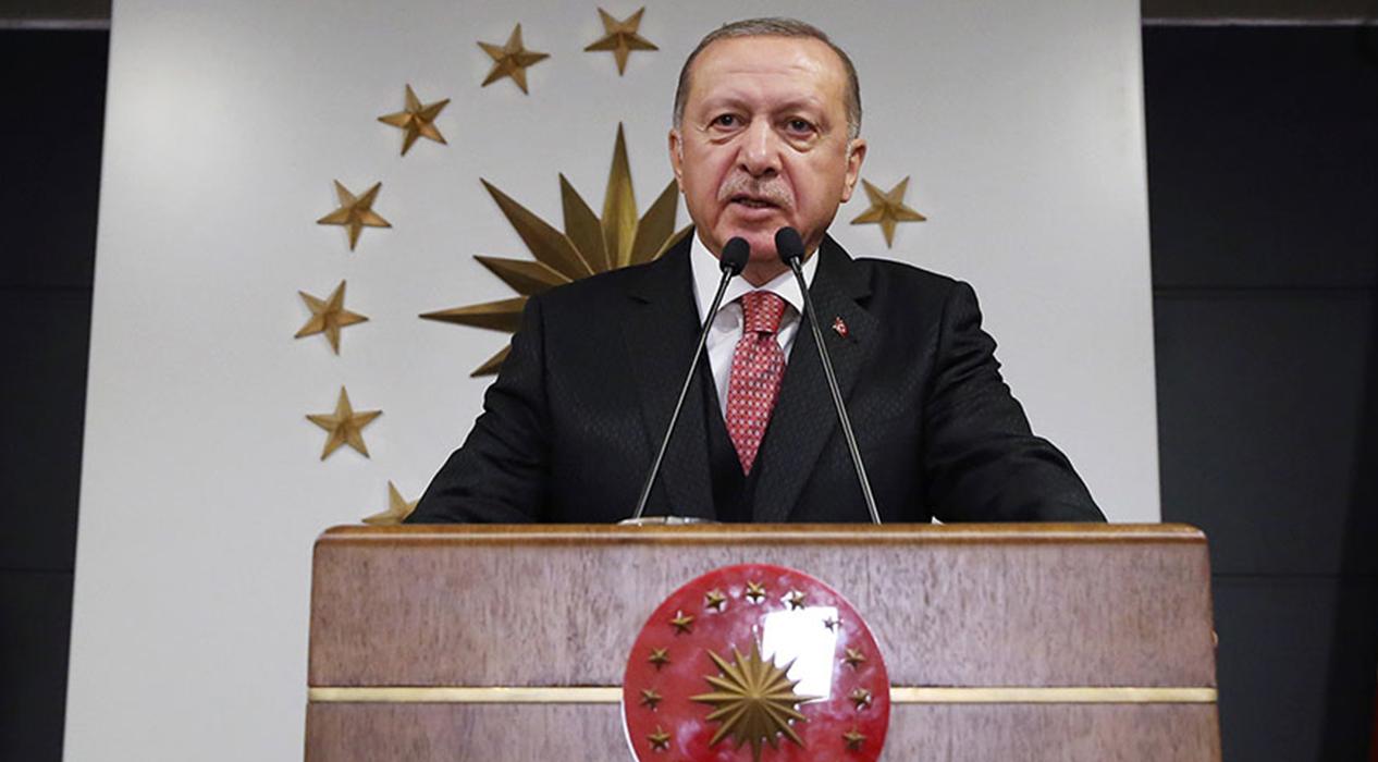 Başkan Erdoğan belediye başkanlarına seslendi