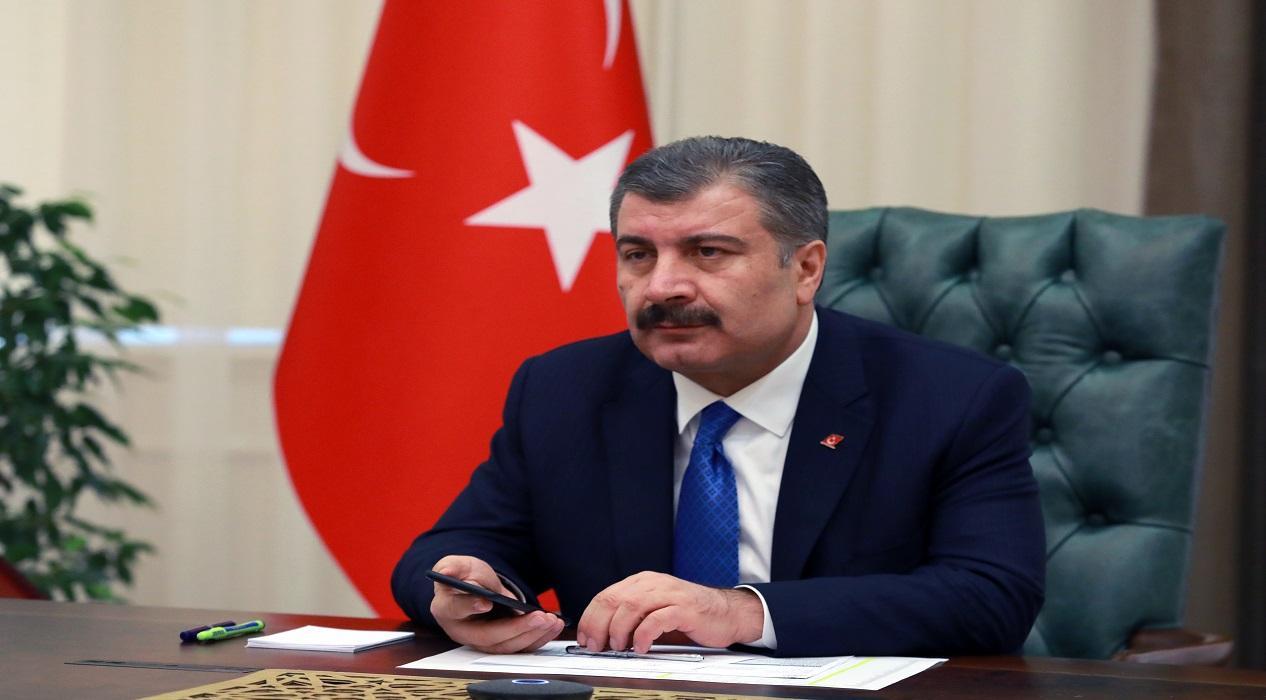 Sağlık Bakanı Fahrettin Koca koronavirüste son durumu açıkladı: Son 24 saatte...