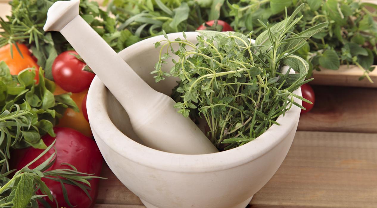Solunum yollarına şifalı bitki: Kekik