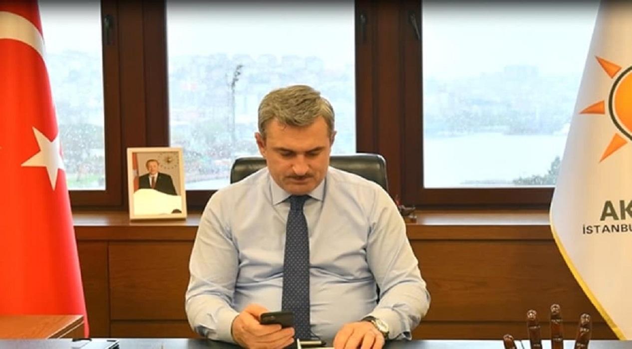 Ak Parti İstanbul Teşkilatından vefa telefonu