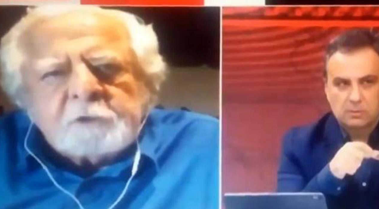 Halk TV'ye bağlanan profesörden kan donduran sözler
