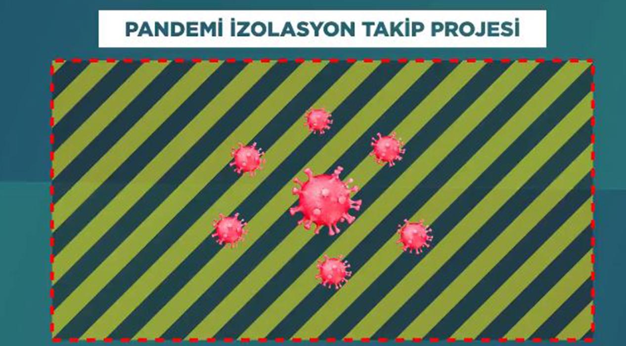 Pandemi İzolasyon Takip Projesi
