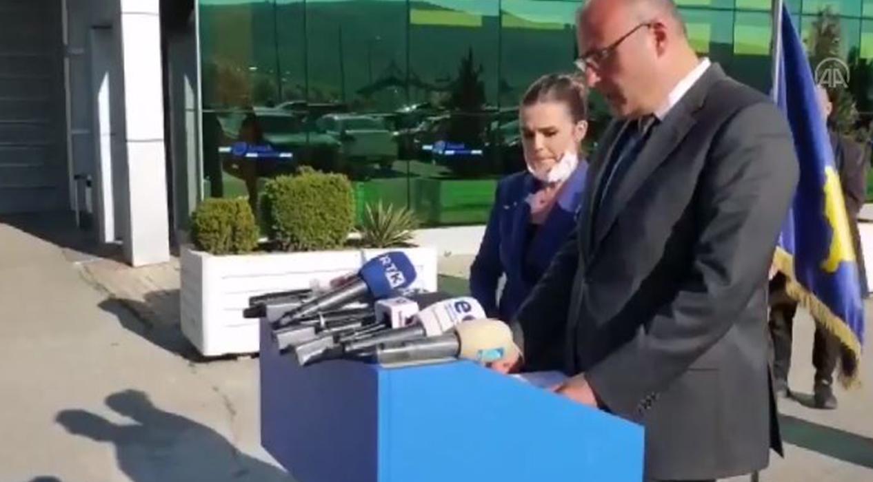 Tıbbi yardımımız Kosova'ya ulaştı...