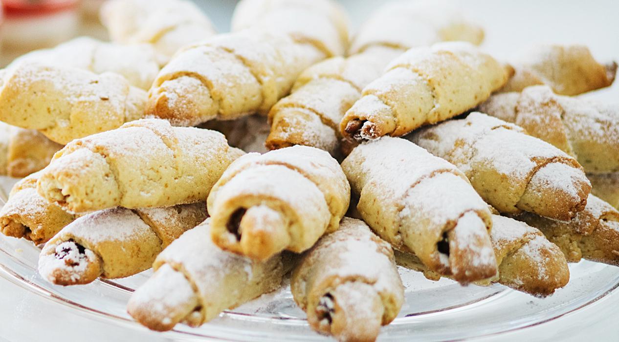 Mis kokulu elmalı kurabiye tarifi