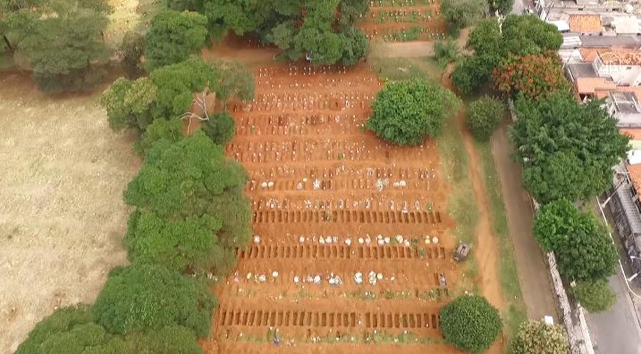 Brezilya'da Kovid-19'dan ölenlerin sayısı 17 bini geçti