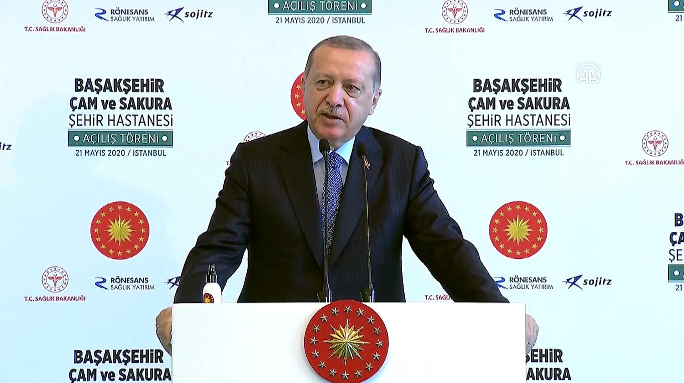 'İstanbul uluslararası bir sağlık merkezi durumuna gelmiştir'