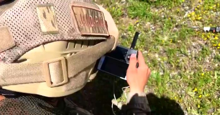 PKK'lı teröristlerin bayramda saldırı planı engellendi