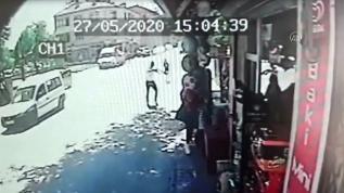 Eşini silahla yaralayan şüpheli yakalandı