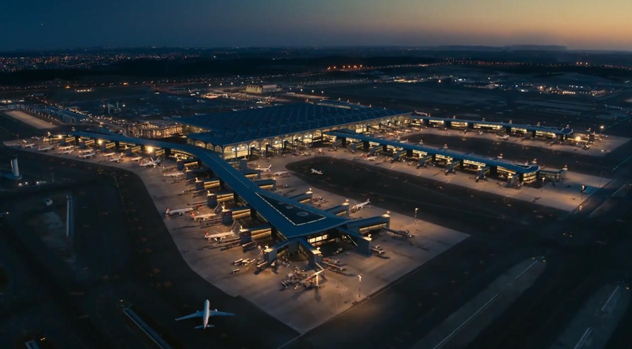 İstanbul Havalimanı'nın belgeseli yapıldı