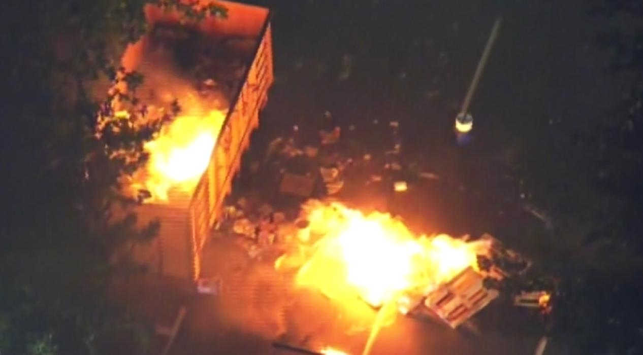 ABD'de devam eden gösterilerde 4 bin'den fazla kişi gözaltına alındı