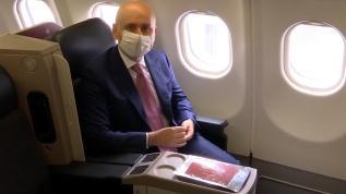 Ulaştırma Bakanı Karaismailoğlu:'Vatandaşlarımızın seyahat ederken içleri rahat olsun istiyoruz'