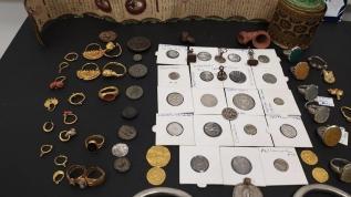 Mardin'de, 5 milyon TL değerinde tarihi eser kaçakçılığı operasyonu