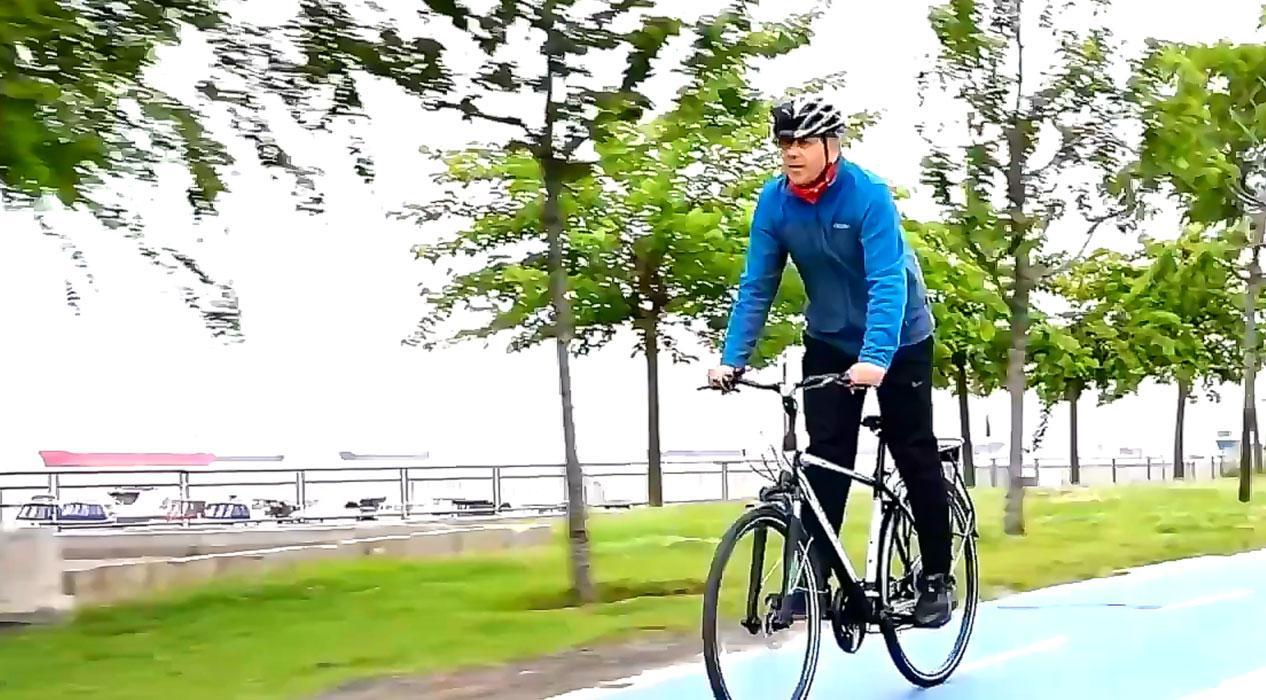 Vali Yerlikaya Dünya Bisiklet Günü'nü kutladı