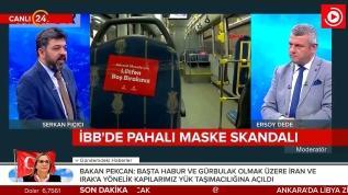 Serdivan Belediyesinin maske başarısı! Serkan Fıçıcı anlattı