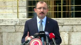 AK Parti Grup Başkanvekili Muş'dan CHP'ye sert tepki: Gerekli tepkiyi koyarız!