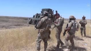 DEAŞ operasyonunda Irak'ın Kerkük kentinde 3 terör mensubu yakalandı