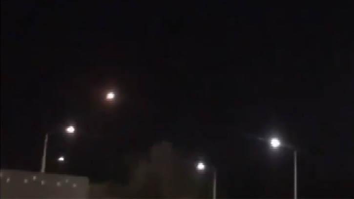 Suudi Arabistan'a Balistik Füze Saldırısı! Füzeleri Görenler Şaşkına Döndü