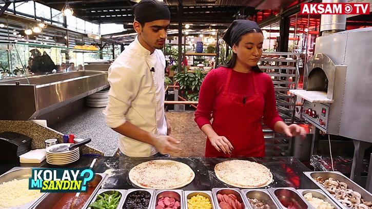 Pizzacı Olmak Kolay mı Sandın? | #KolaymıSandın