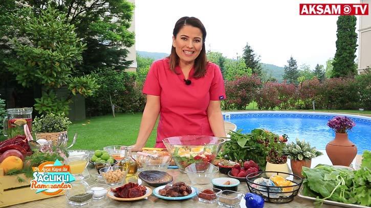Ramazanda Tok Tutan Yiyecekler Nelerdir?