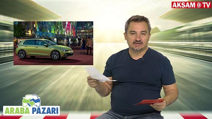 Volkswagen Golf 8'in Fotoğrafları Basına Sızdı #ArabaPazarı