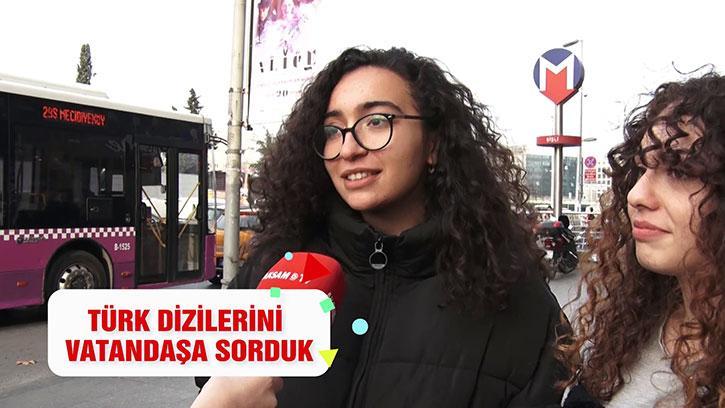 Vatandaşa Sorduk: Türk Dizilerini Nasıl Buluyorsunuz?