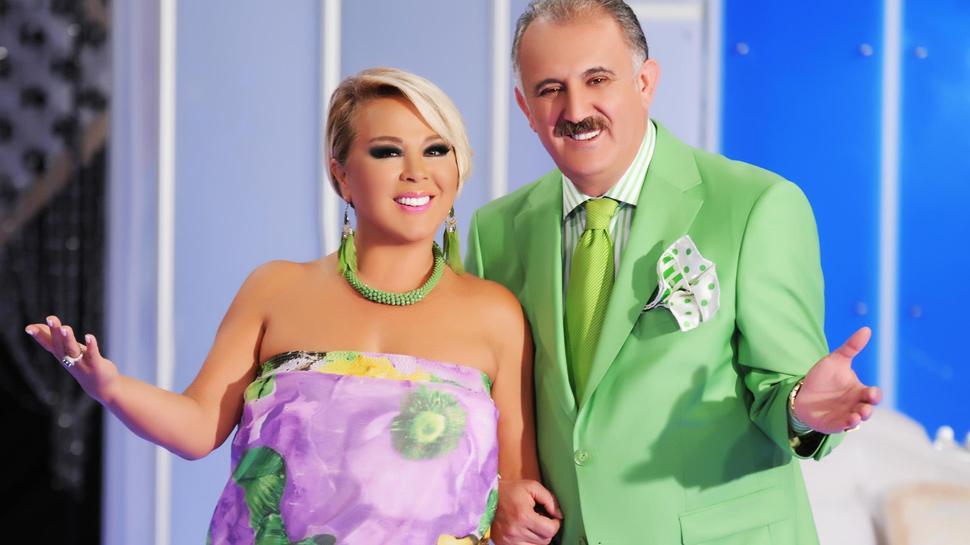Safiye Soyman ve Faik Öztürk'ten rap performansı!