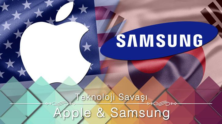 Apple vs Samsung: Teknoloji Savaşı