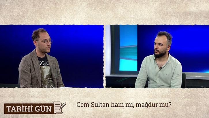 Cem Sultan Hain Miydi, Mağdur Mu? | #TarihiGün